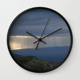 A Glimpse of Glory Wall Clock