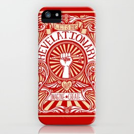 Revelationary iPhone Case