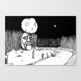 Idought Vol. 1 - 24 Canvas Print