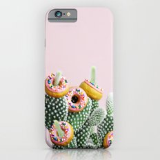 Donut Cactus In Bloom Slim Case iPhone 6s
