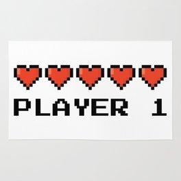 Player 1 Rug