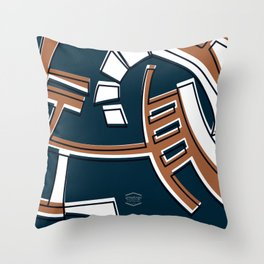 CCS_Ciencias Throw Pillow