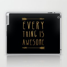 Everything is Awesome Laptop & iPad Skin