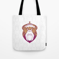 Forest Spirit Victoriana Tote Bag