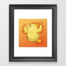 Team Birb [Valor] Framed Art Print