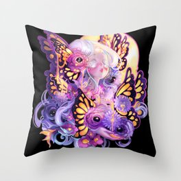 Anima Mundi Throw Pillow