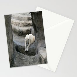 I Wonder if anyone is down There? Stationery Cards