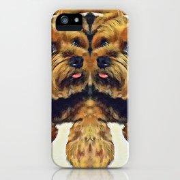 Rosco iPhone Case