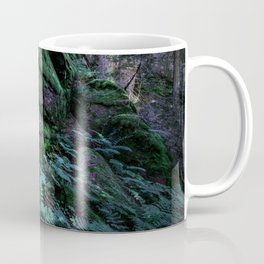 Enchanted Forest Wall (Where the Fairies Dwell) Coffee Mug