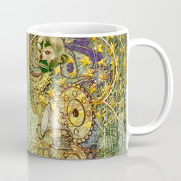 Grinding Out The Mean Layer Coffee Mug