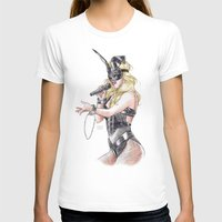 britney spears T-shirts featuring Britney Spears S&M by Eduardo Sanches Morelli