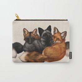 Fox Trio Carry-All Pouch