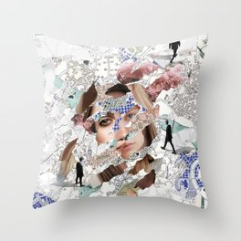 Direction Search Throw Pillow