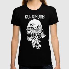 killing the trend. T-shirt