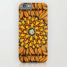 Autumn Floral iPhone 6s Slim Case