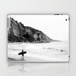 Surfer heads out II Laptop & iPad Skin