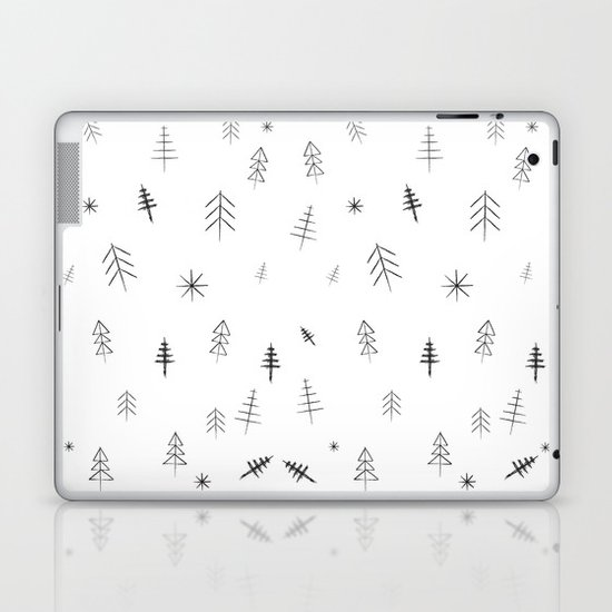O Christmas tree[s] Laptop & iPad Skin