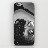 evil dead iPhone & iPod Skins featuring evil dead by dollface87