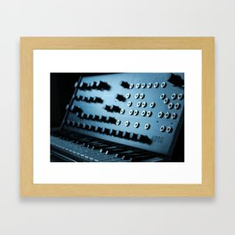 Korg Legacy Collection Ms-20  Framed Art Print