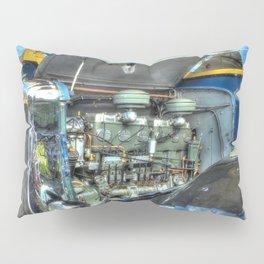 Guy Arab Bus Engine Pillow Sham