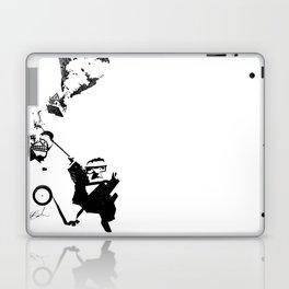 Up, Up and Away Laptop & iPad Skin