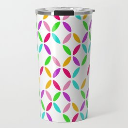 Colour Block Travel Mug