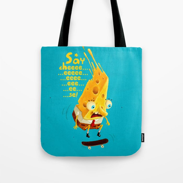 Say cheese Tote Bag