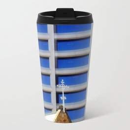 Blessing the Skyscrapers Travel Mug