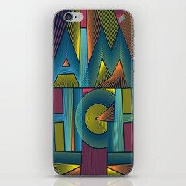 Aim High iPhone Skin