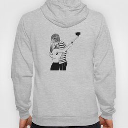 Do I love you or Do I just love me in love Hoody