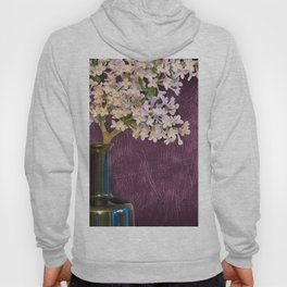 Lilac and Bottle Hoody