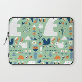 Forest animals Laptop Sleeve
