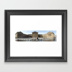 Philadelphia Art Museum Framed Art Print