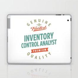 Inventory Control Analyst Laptop & iPad Skin