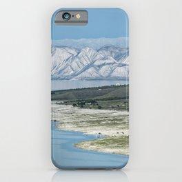 Kyrgyzstan - Toktogul Dam - Dam - Naryn - River - Water. Little sweet moments. iPhone Case
