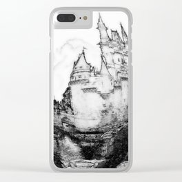 Castle of Mine Clear iPhone Case