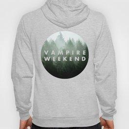Vampire Weekend trees logo Hoody