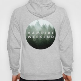 Vampire Weekend trees logo Hoody