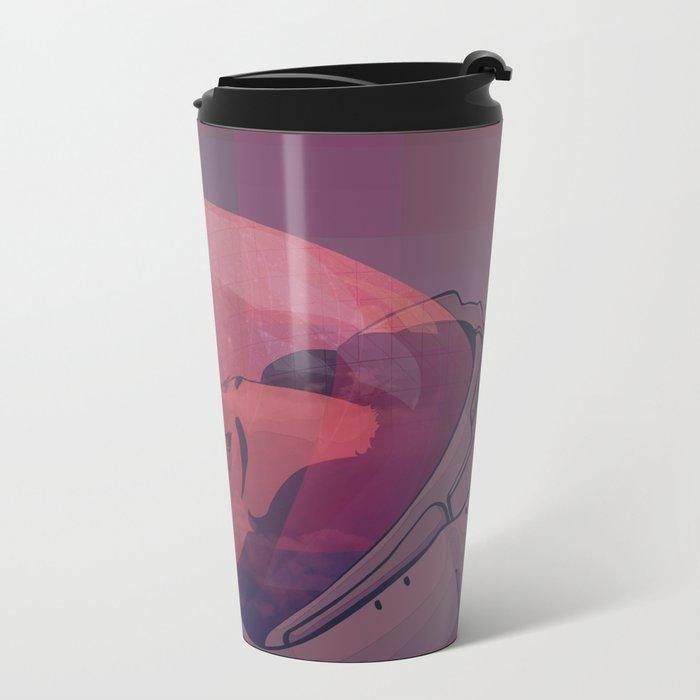 AF110884 Metal Travel Mug