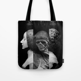 The Devil Woke In His Heart With A Thousand Vile Suggestions Tote Bag