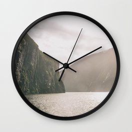 Punching in a Dream Wall Clock