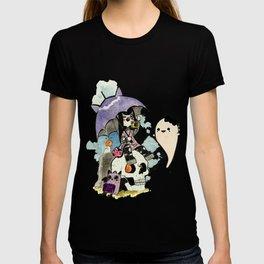 Cute Gothic Ghost T-shirt