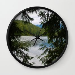 trees and beyond Wall Clock