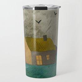 Little house Travel Mug