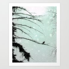 Winter Solstice Art Print