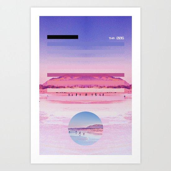 thr006 Art Print