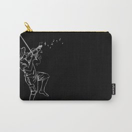 Play your fiddle hard! Carry-All Pouch