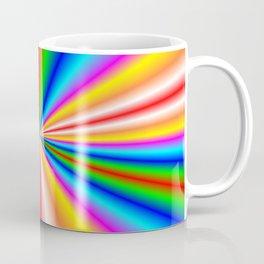Abstrakt - Regenbogen Coffee Mug