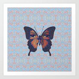 Butterfly Variation 06 Art Print