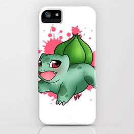 Leaf Starter 1 iPhone Case